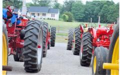 Warren county Tractor Trek